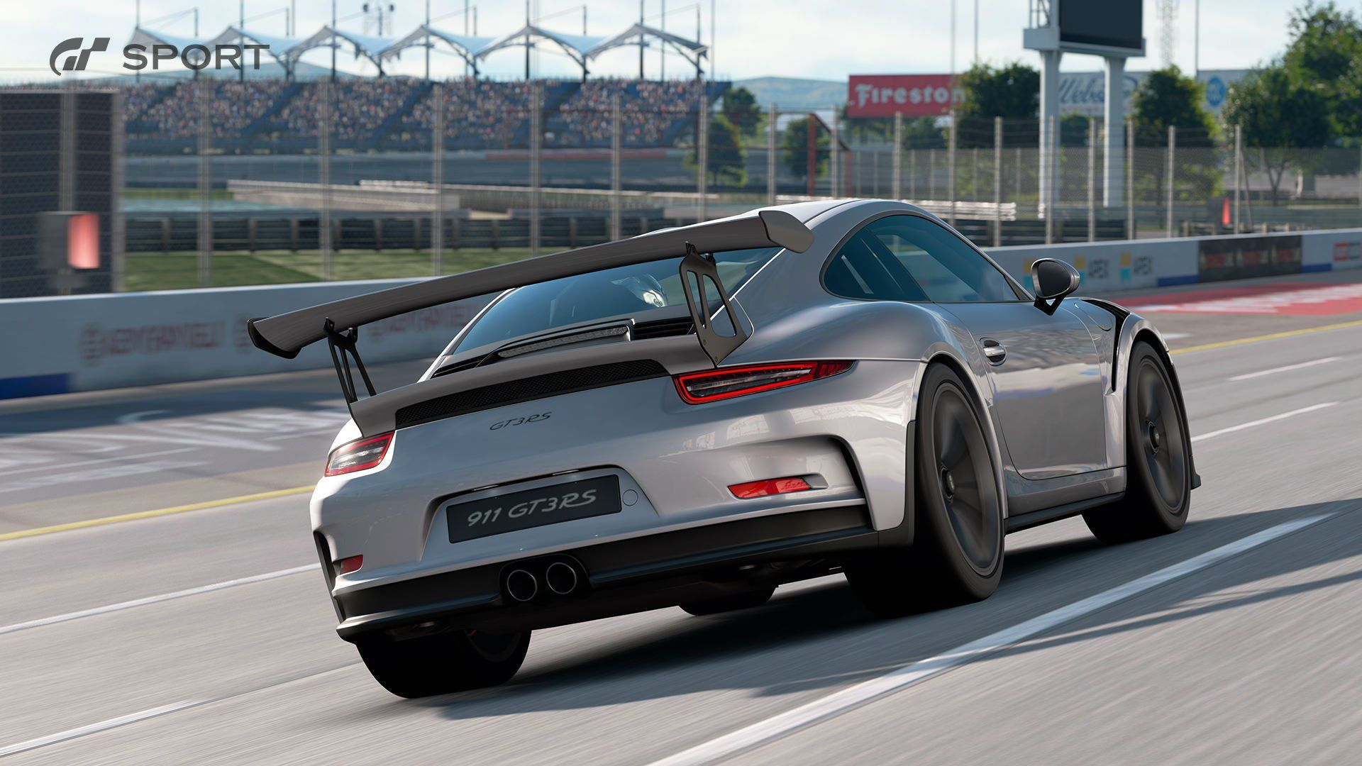 Gran Turismo Sport Will Run In 4k At 60fps This Fall Moments Prior To Sony S E3 Press Conference A Couple Of Gran Turismo Spo Sports Porsche Fast Sports Cars