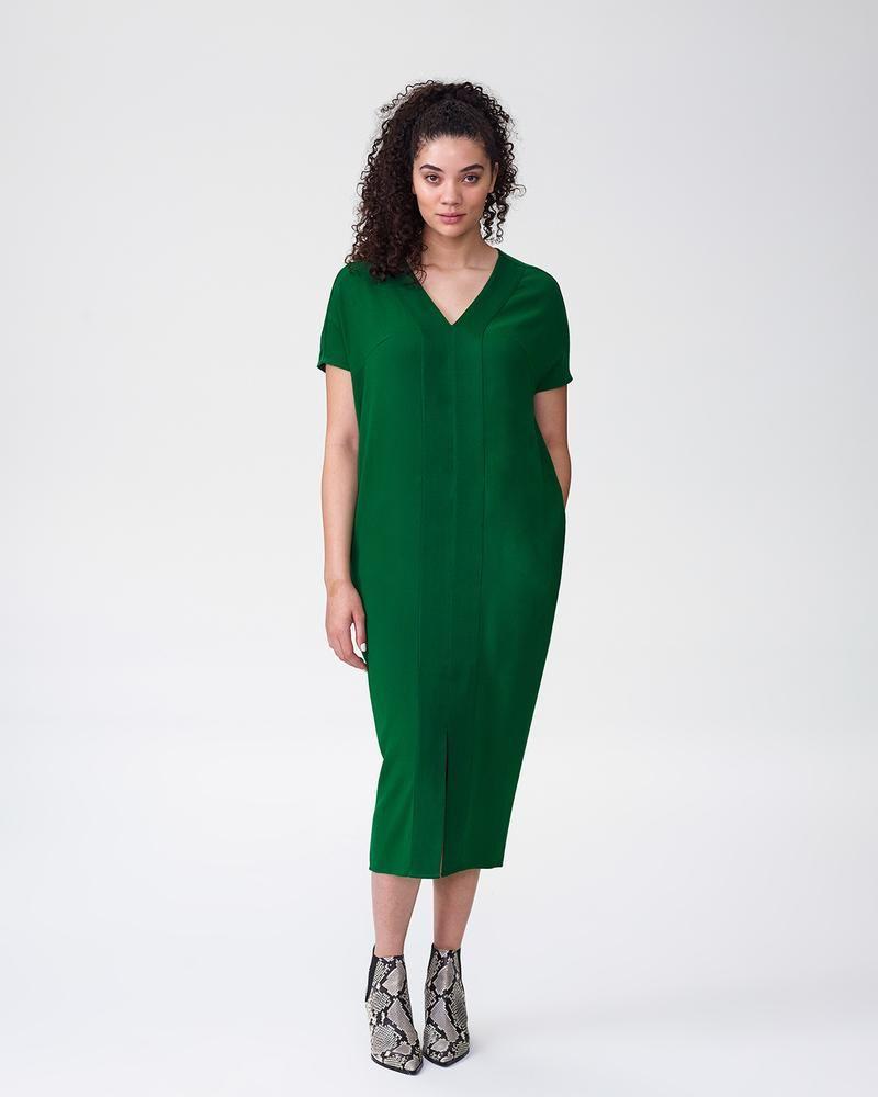 4d5a3eec625 Crosby Caftan Dress - Kelly Green in 2019