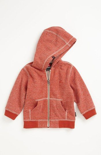 Quiksilver 'Hartley' Hoodie (Baby Boys) available at #Nordstrom