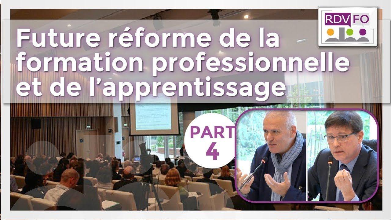 Reforme Formation Pro Partie 4 Nouvelle Gouvernance Et Dvlpt De L Alte
