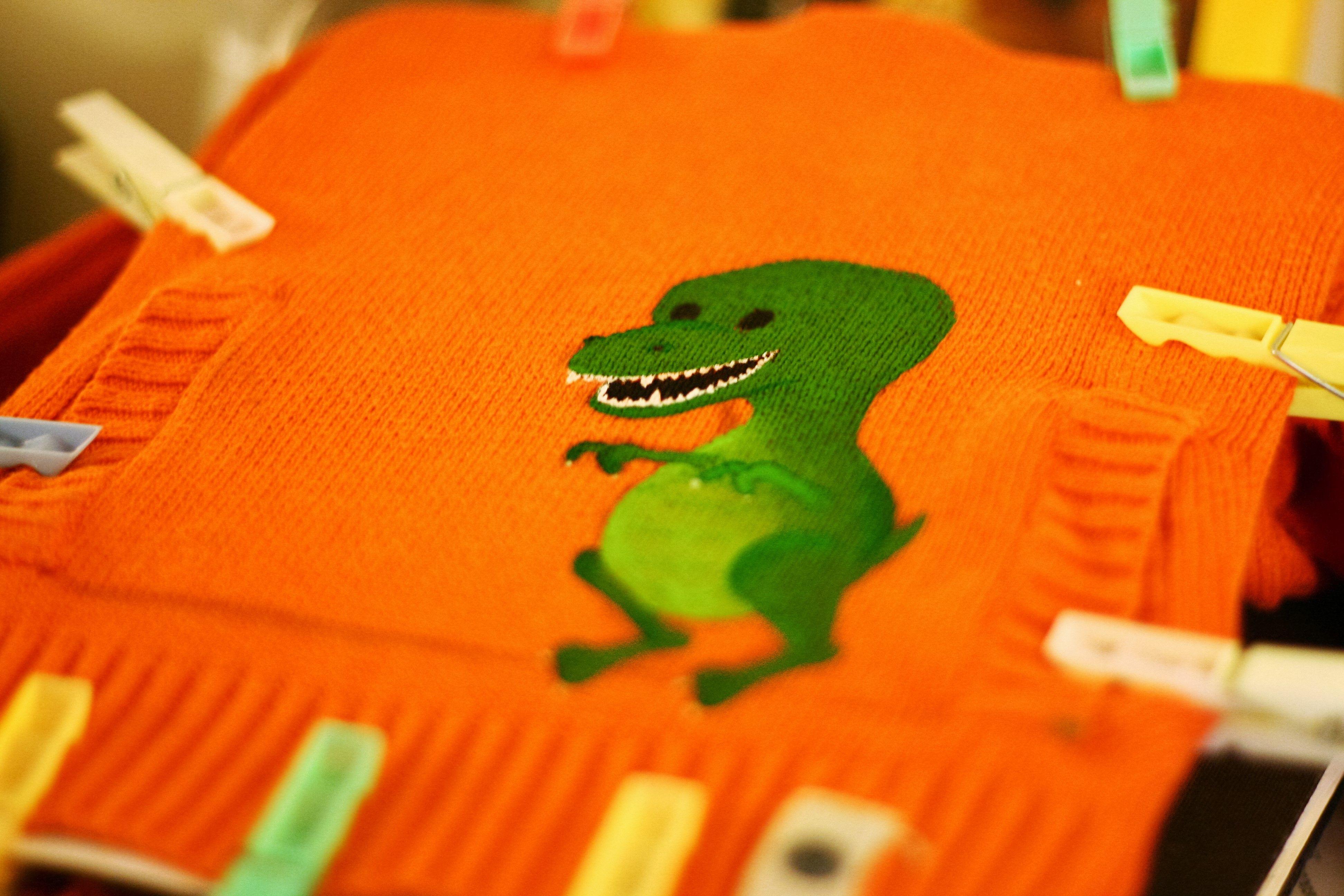 Les dinosaures - Commande personnalisée
