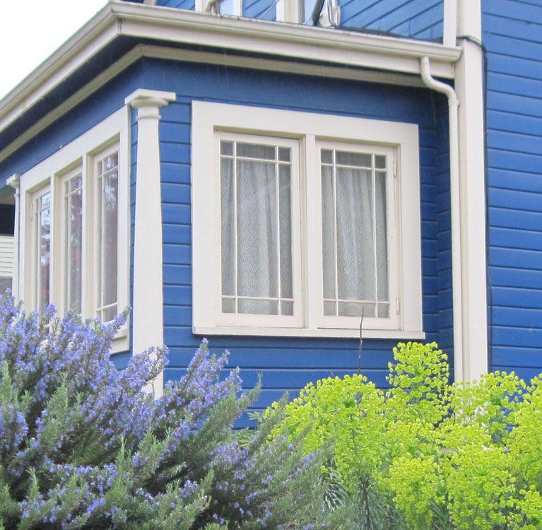 Blue House White Trim Blue House House Colors Blue House White Trim