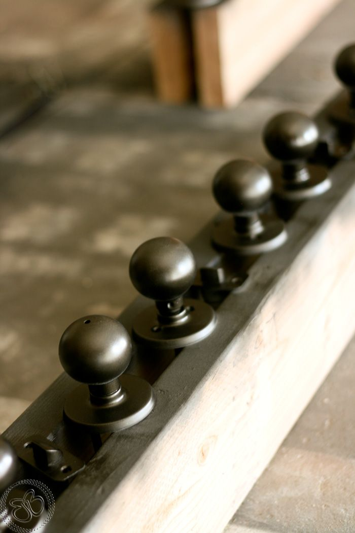 Little bits of Bliss: How to Paint Doorknobs | My Grown Up House ...