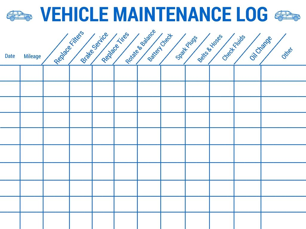 Best 20+ Vehicle maintenance log ideas on Pinterest | Auto ...