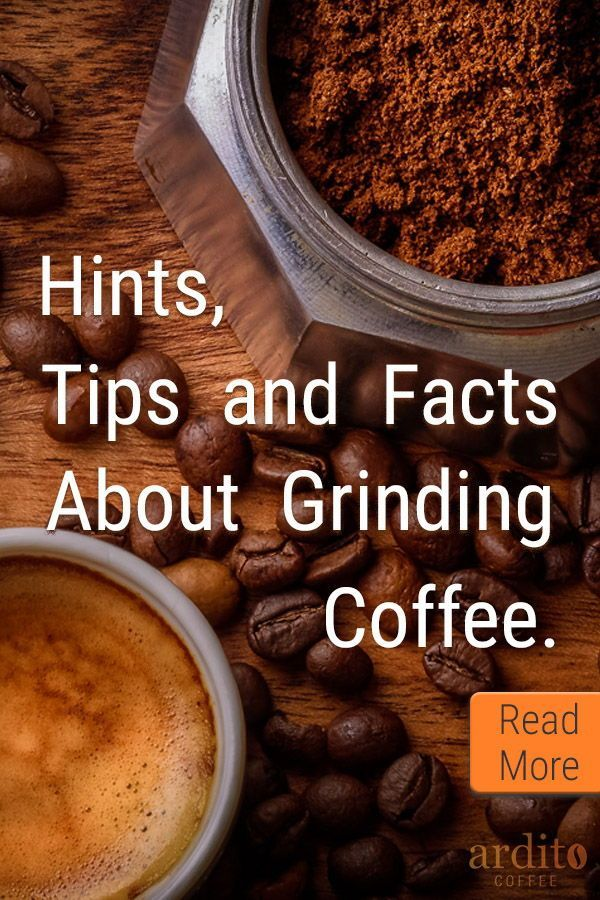 The Facts about Grinding Whole Beans vs PreGround Coffee