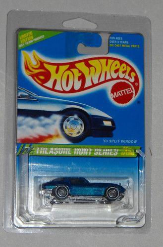 Hot Wheels '63 Split Window Trea$ure Hunt Series 1995