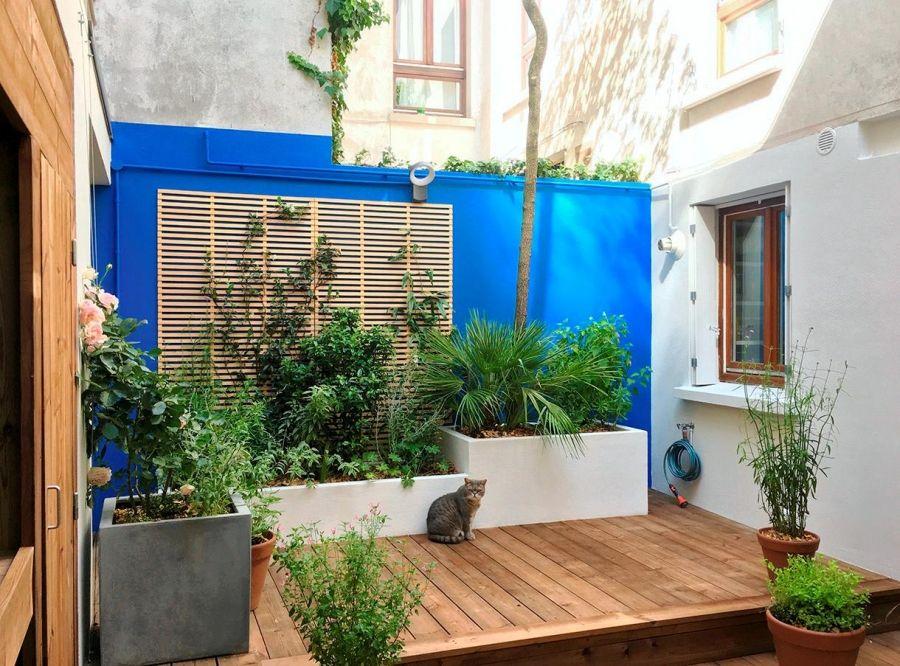 Comment aménager un patio en 5 points ? Gardens - logiciel gratuit amenagement interieur maison