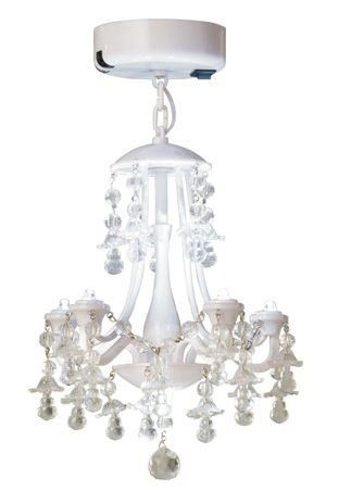 White locker chandelier locker lookzhttpamazondp white locker chandelier locker lookzhttpamazon aloadofball Image collections