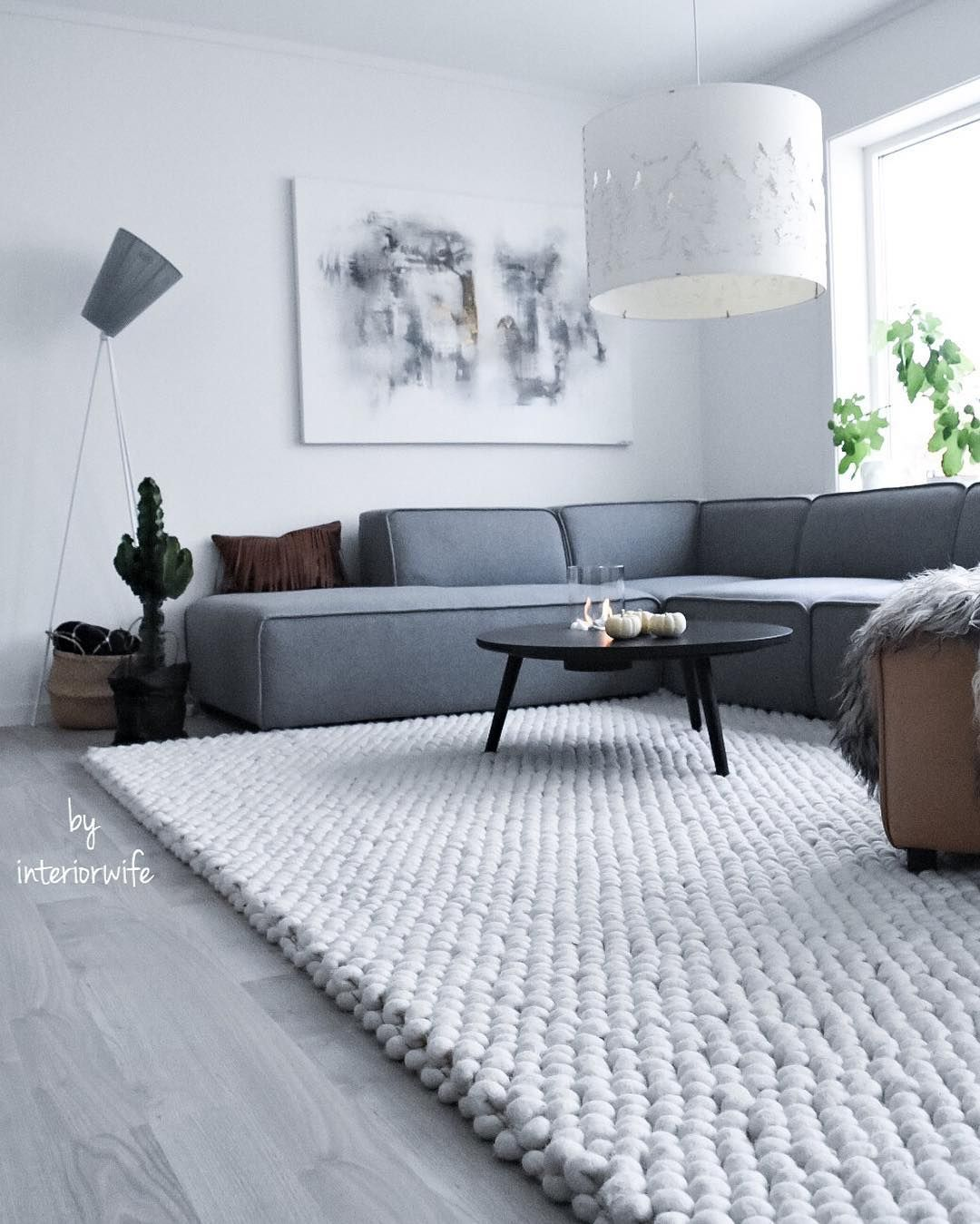See This Instagram Photo By Interiorwife 1 989 Likes Scandi Corner Sofa Home Decor Living Room Modern