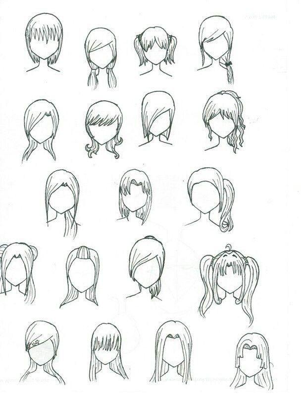 Pin By Amelia On Anime Manga Hair Pencil Drawings Of Animals Drawings