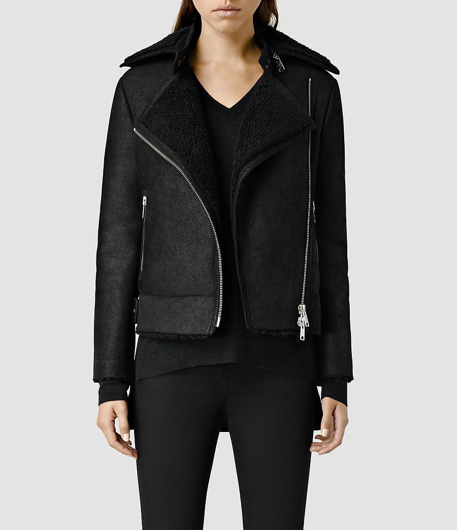 how to know what size leather jacket to get