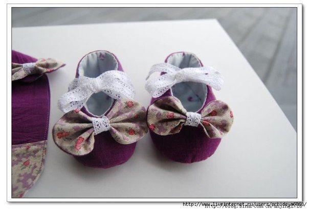 fa28264e0 Como hacer zapatos para bebes paso a paso04