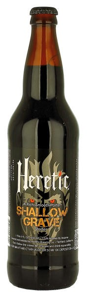 Heretic Shallow Grave Porter