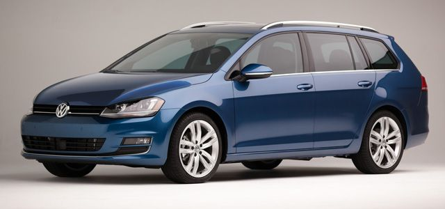The all-new 2015 Volkswagen Golf SportWagen TDI will now start an at MSRP of $24,585, some $2,000 less than the entry point for the outgoing 2014 model.