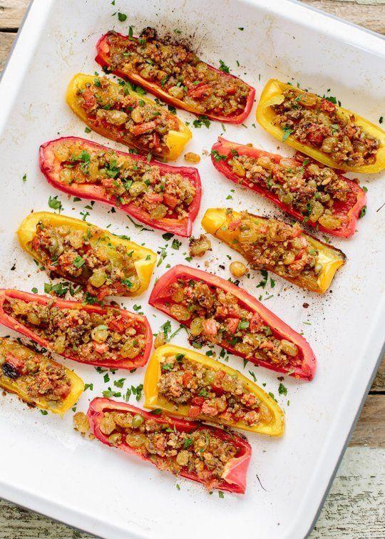 Tapas Dinner Party Menu Ideas Part - 18: Recipe: Ina Gartenu0027s Spanish Tapas Peppers U2014 Appetizer Recipes From The  Kitchnu2026
