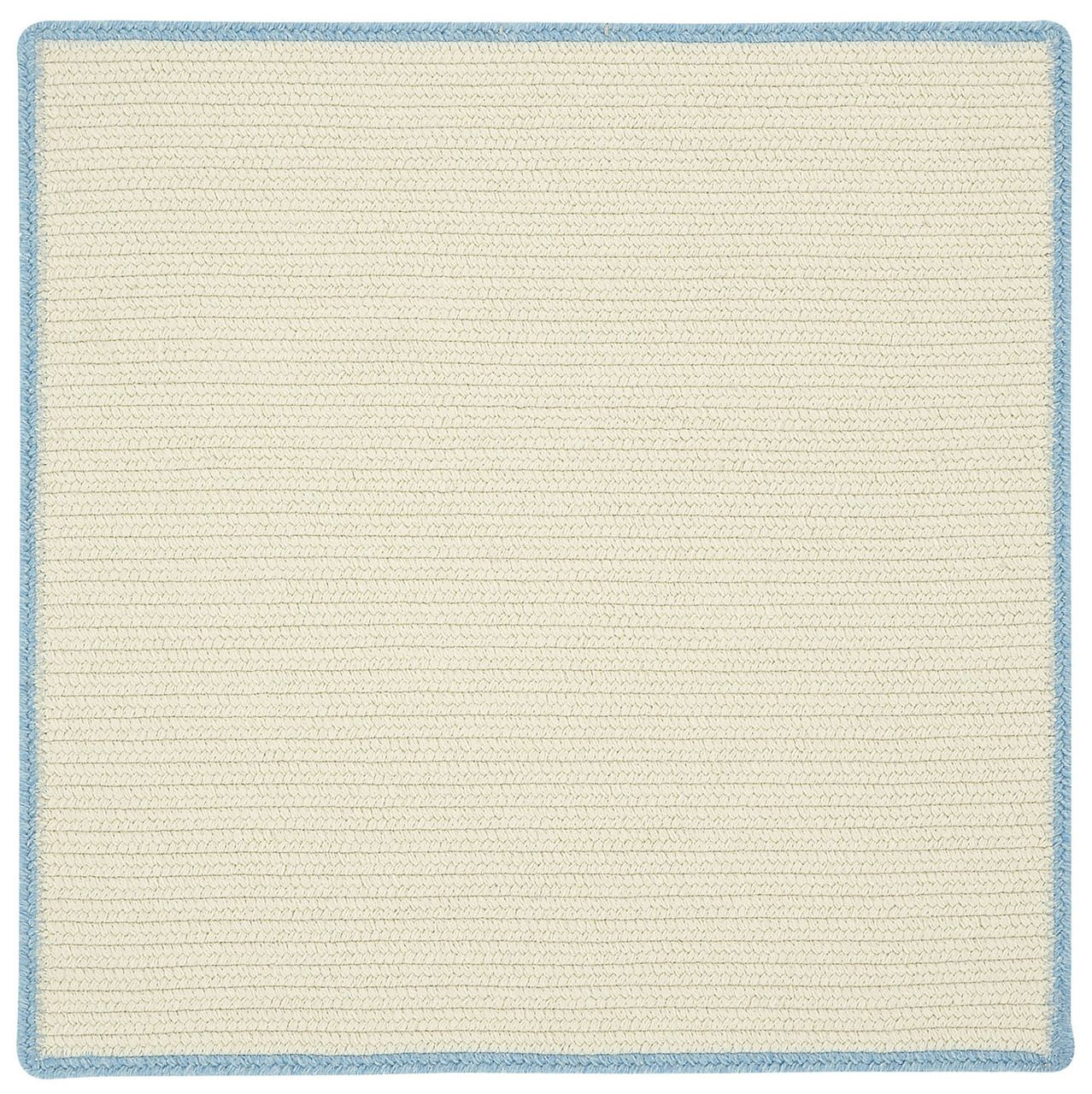 Hableland For Cr Square Cream Blue Bell Bluebells Square Blue