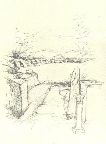 blog di Sara: Luni -  anfiteatro romano   I - II sec. d. C.