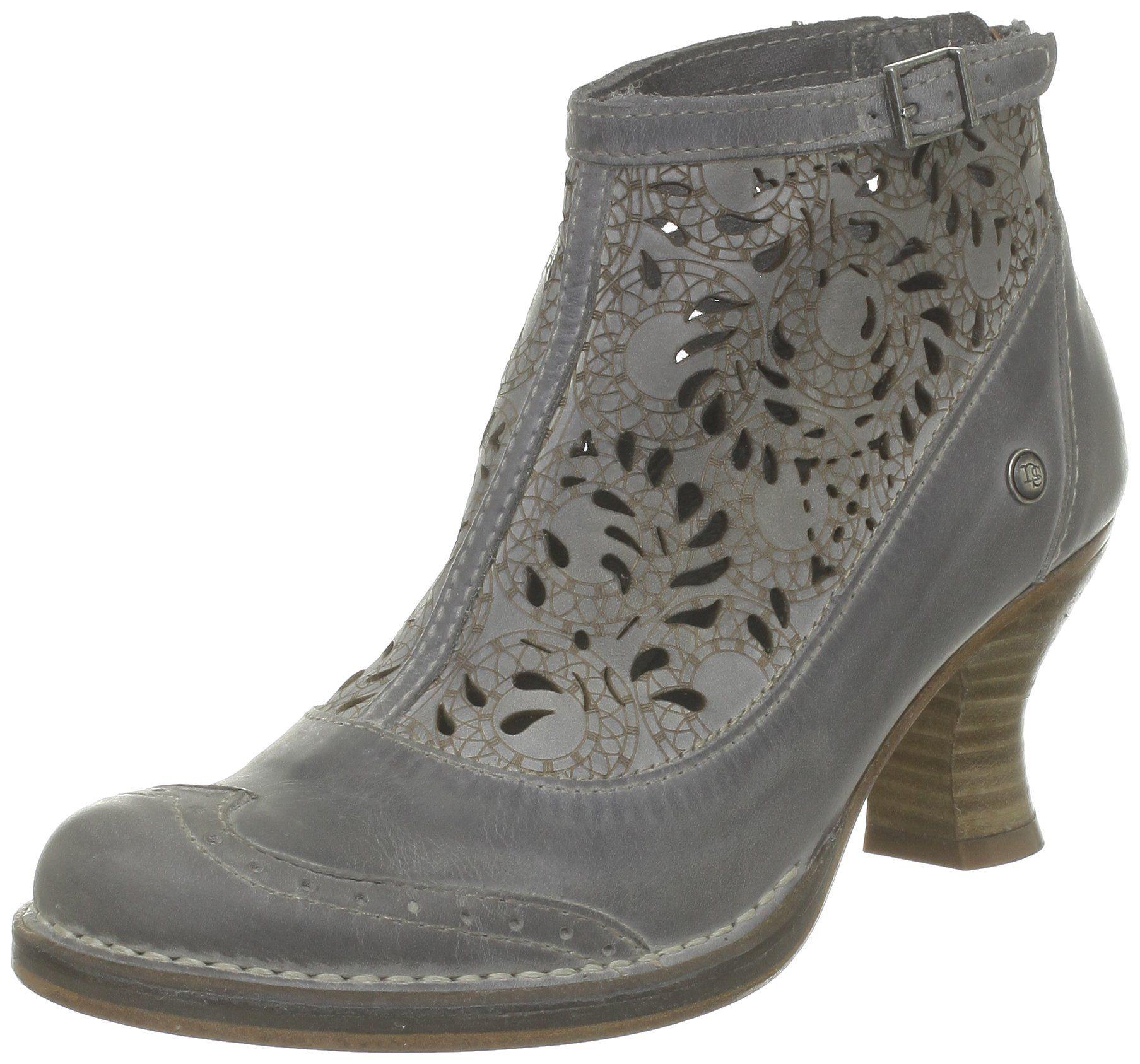 Neosens Women's Rococo Booties Heels: Amazon.co.uk: Shoes & Bags