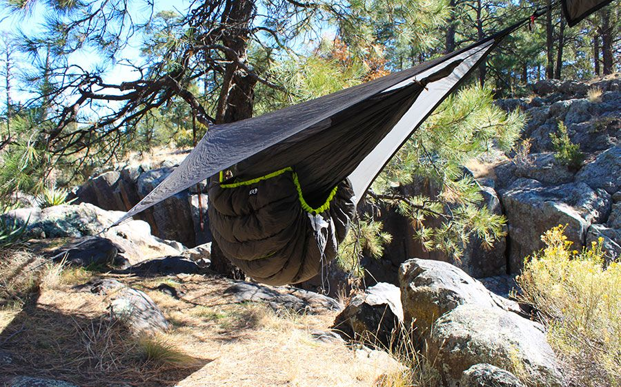 Blaze Underquilt And Ignitor Topquilt Review From Derek