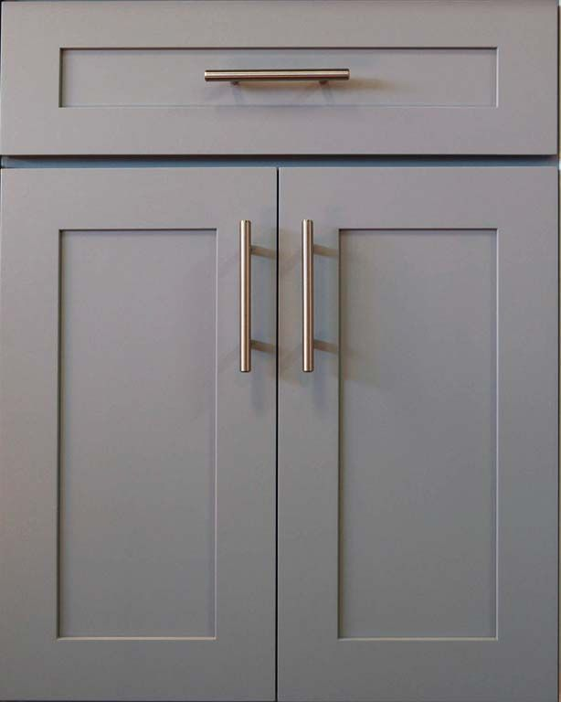 gray shaker cabinet doors. Interesting Cabinet BC Grey Shaker For Gray Cabinet Doors