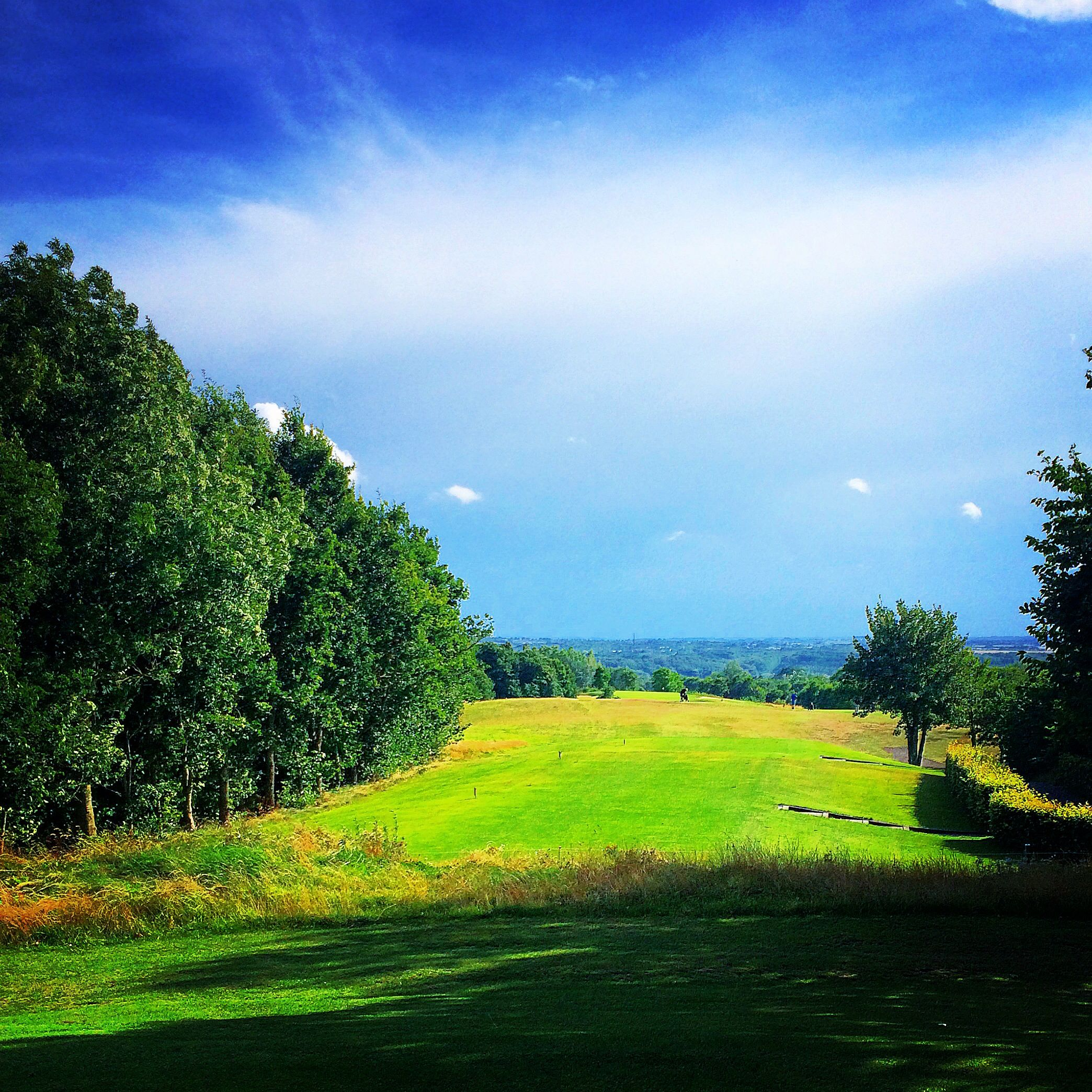 Aarhus golf klub hul 1