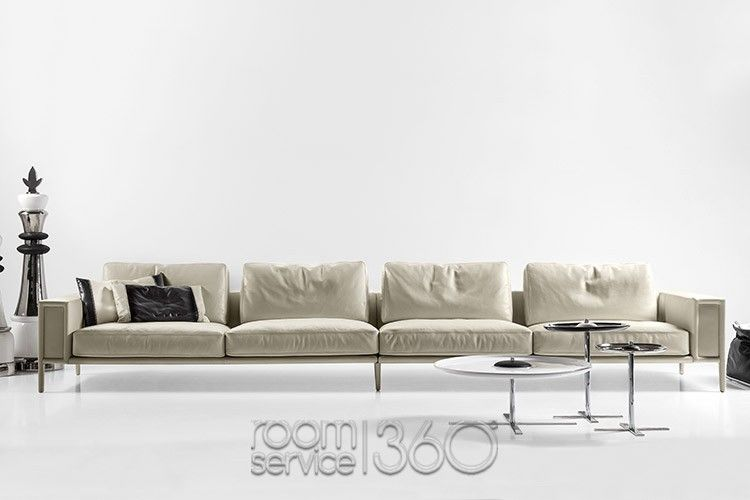 Hudson Extra Long Sofa S03 D03 By Gamma Arredamenti Modern Sofa Sectional Contemporary Sectional Sofa Sectional Sofa