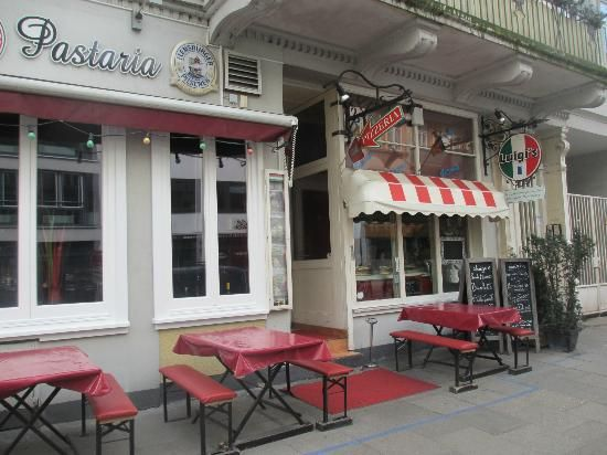 Luigi S Pizzeria Pasteria Hamburg Neustadt Hamburg Pizzeria