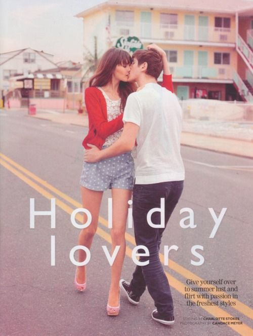 holiday lovers