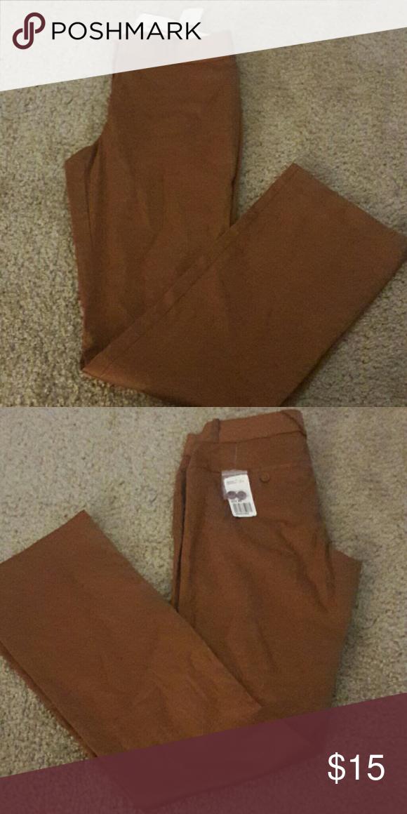 Size 2 long dress pants png