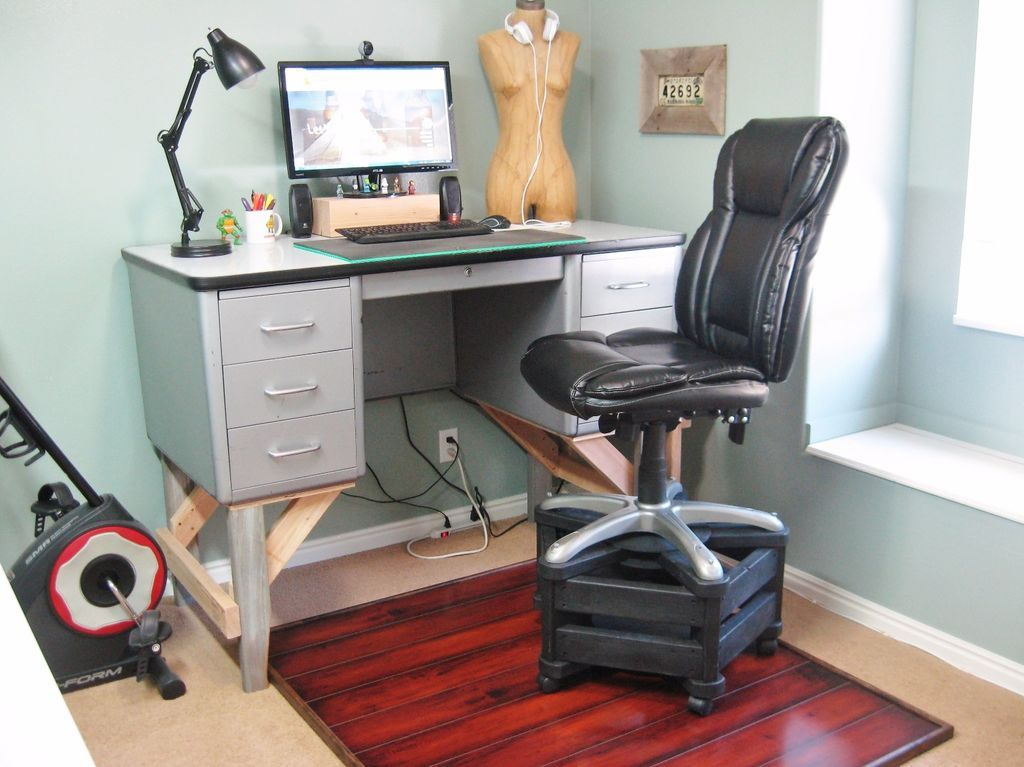 Enjoyable Tall Chair For A Standing Desk Diy Projects Standing Gmtry Best Dining Table And Chair Ideas Images Gmtryco