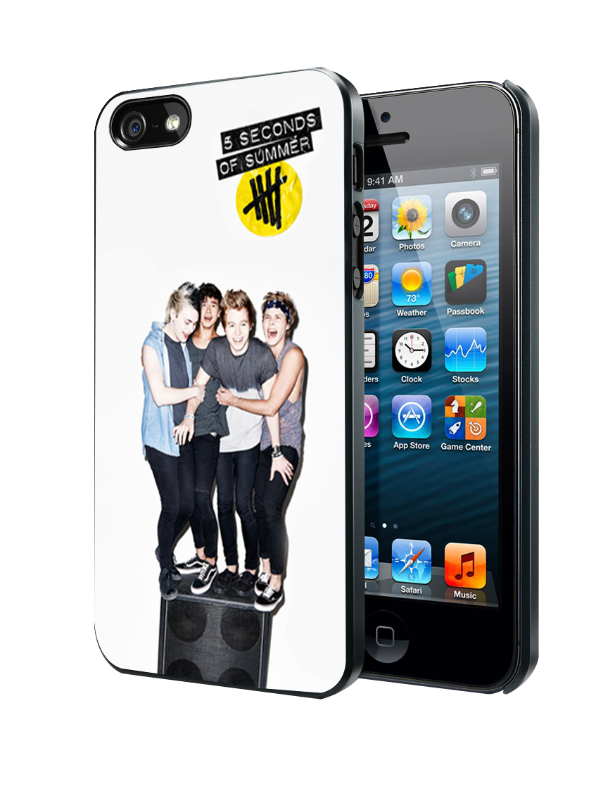 save off 8319e c47aa 5sos stereo (5 seconds of summer) iPhone 4 4S 5 5S 5C Case | iPhone ...