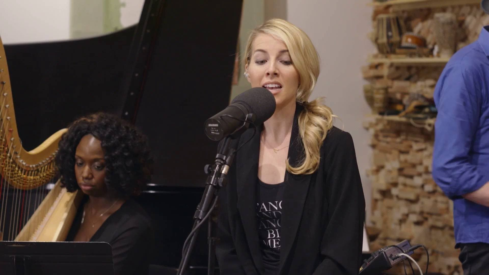Shape Of My Heart Sting Cover Morgan James Cover