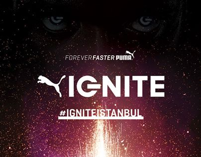 "Check out new work on my @Behance portfolio: ""PUMA IGNITE ISTANBUL Website Design"" http://on.be.net/1HPxZlR"
