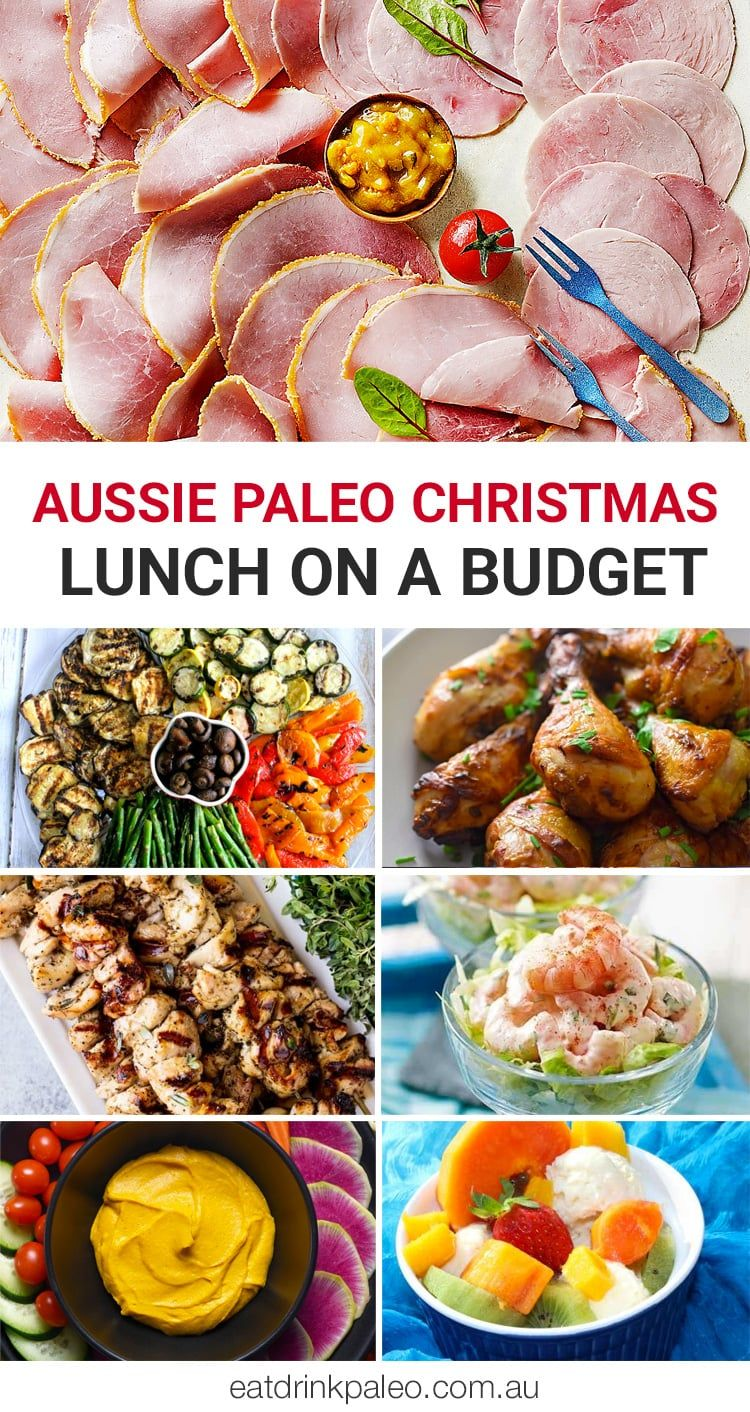 Australian paleo christmas lunch on a budget christmas lunch australian paleo christmas lunch on a budget forumfinder Image collections