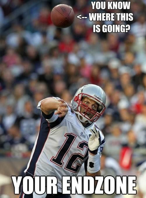 New England Patriots Funny Quotes: YEAH IT IS!!!!! ;)