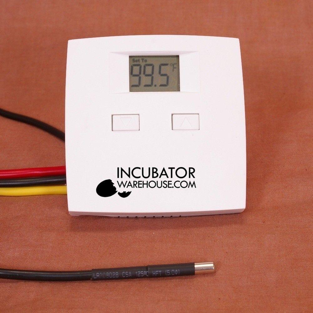 IncuStat™ Basic Digital Electronic Egg Incubator