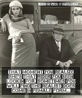 Bonnie & Clyde | Bonnie, clyde quotes, Inmate love, Prison ...
