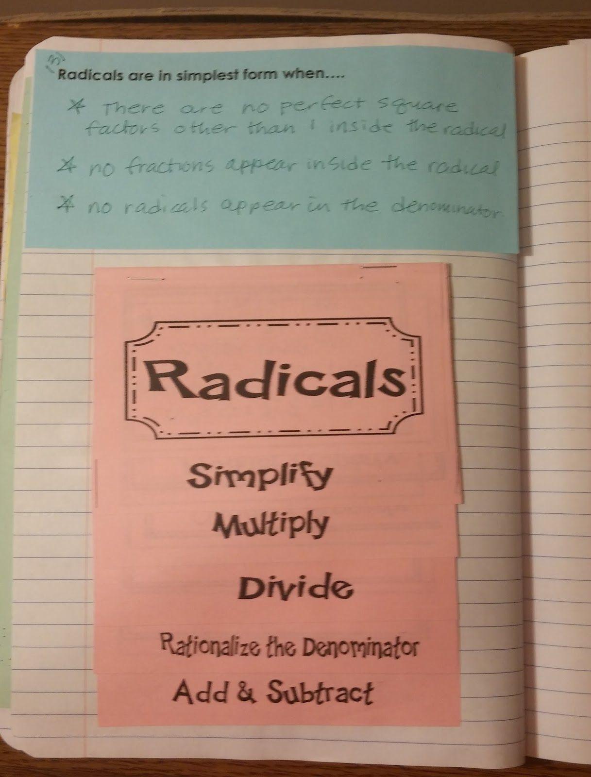 Before We Officially Begin Our Quadratics Unit I Do A