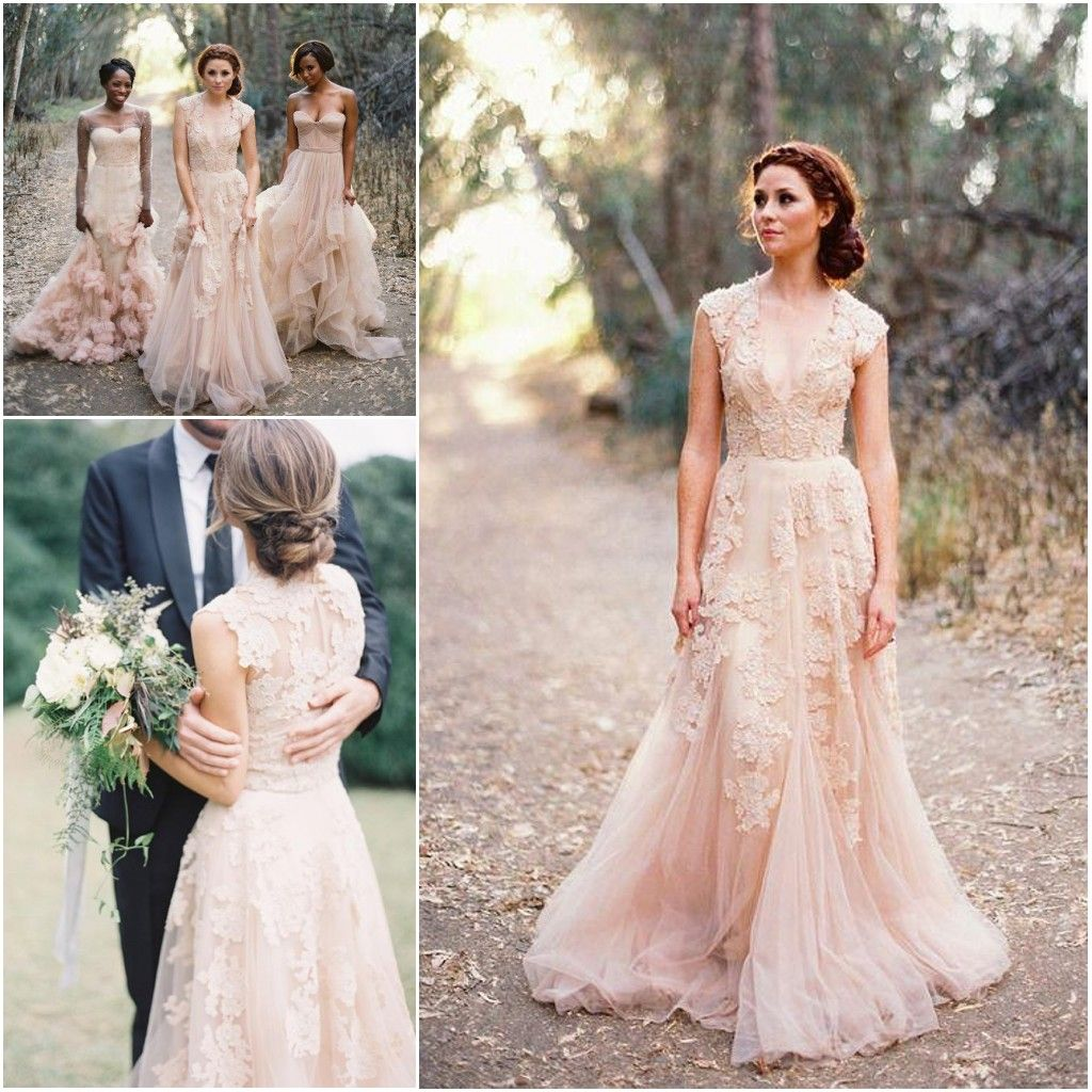 Lovely Wedding Dresses,Long Wedding | More Garden wedding dresses ...