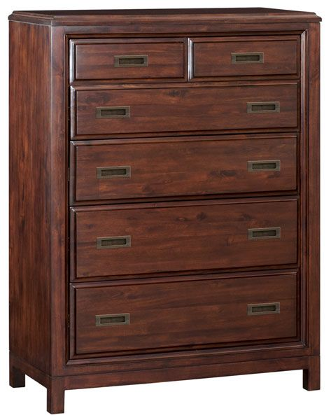 Bare Woods - 6 drawers 51 in high | Home Decor | Bedroom