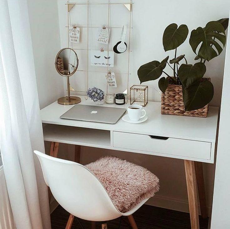 Schreibtisch – #arbeitsplatz #Schreibtisch, #arbeitsplatz #Schreibtisch #Slaapkamer