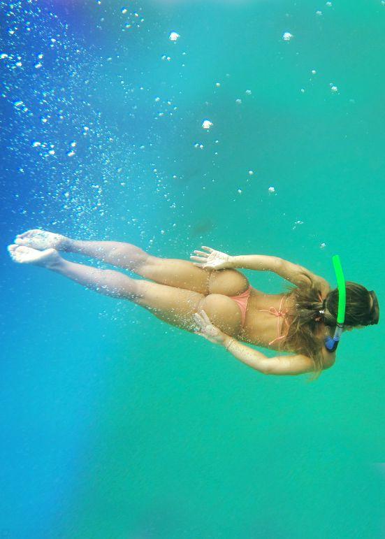 Ass Underwater 6