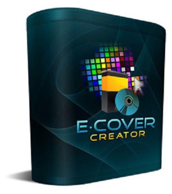 E-Cover Creator + 50 Ebooks
