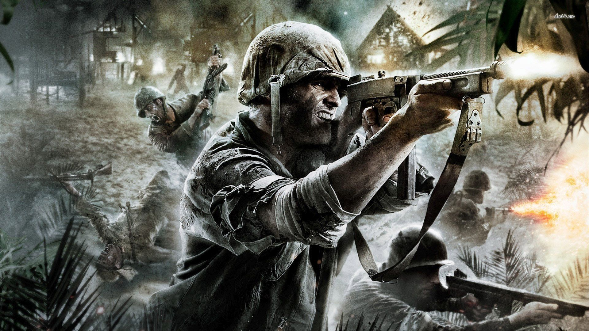 Call of duty world at war wallpapers top hdq call of duty - Best war wallpapers hd ...