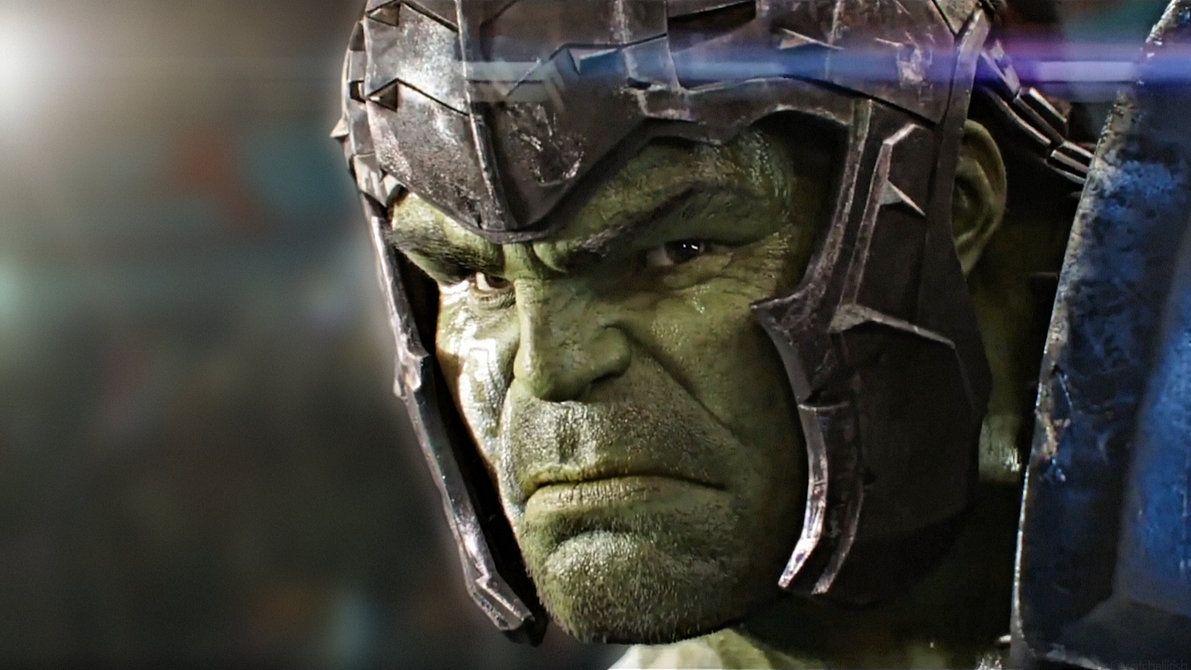 Hulk Movie Fan Art Hulk In The Movie Thor Ragnarok By
