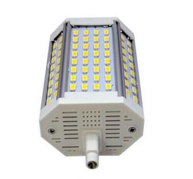 High Power R7s J118 Led Bulb 118mm R7s 30w Smd5730 R7s J118 Bombillas 118mm 30w Dimmable Led 118mm Ac85 265v Halogen Lamp Led Bulb Bulb