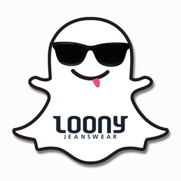 ***NOVIDADE*** Agora você também pode nos acompanhar através do Snapchat  >>> @loonyjeans  #LoonyJeans #Snap #Snapchat #RedeSocial