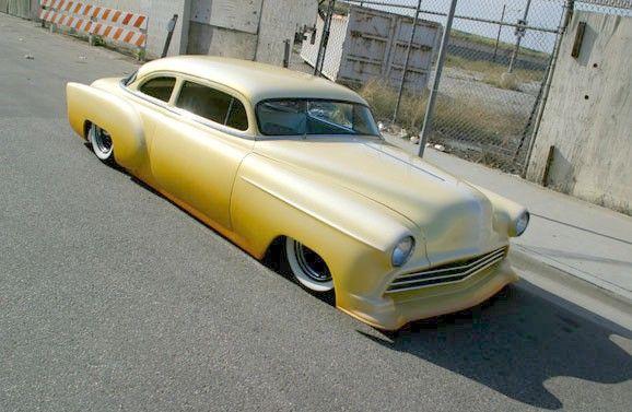 Chevrolet Monster Garage Monster Garage Chevy