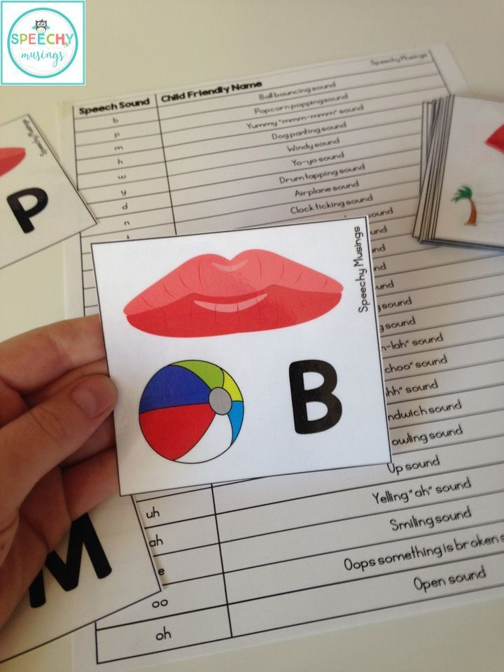 FREE speech sound cue cards, great for articulation therapy!