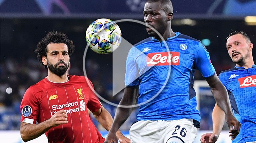 Napoli 20 Liverpool Highlights & All Goals Video